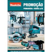 PROMOÇÃO MAKITA Folheto Outono/Inverno