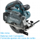 Cortadora Metal 18v Litio Makita DCS553Z