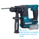 Martelo Makita 10,8v Litio HR166DZ
