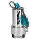 Bomba Submersivel Inox p/aguas sujas Makita PF1110