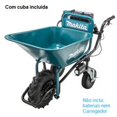 Carro Mão Jardim a bateria 18V Makita DCU180